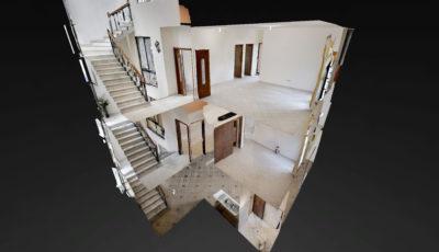 Casa en Barrio Antiguo 3D Model