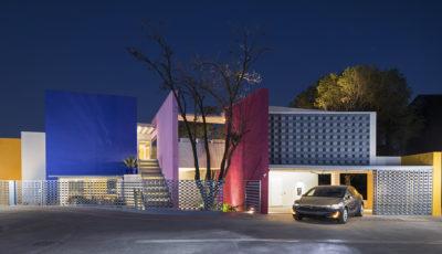 Casa del Tec 205º 3D Model